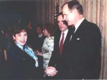 WHE/RWG/Pres. Bush (41)
