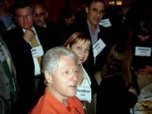 WHE/President Clinton